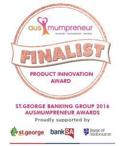 Sleepy Bub - Ausmumpreneur Product Innovation 2016 Finalist