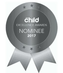 Sleepy Bub - My Child Excellence Awards 2017 Badge