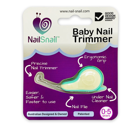 Nail Snail Packaging