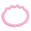 Pink Pacifier / Soother Link