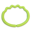 Lime Pacifier / Soother Linkk