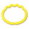 Yellow Pacifier / Soother Link