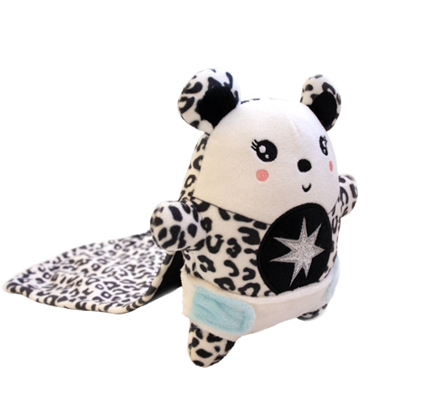 Pounce Side Front Sleep Toy